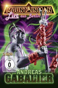 Cover Andreas Gabalier - Mountain Man - Live aus Berlin [DVD]